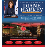 Diane Harkey Update: The Latest Example of Her General Political Disconnect - Expensive, High End Event OUTSIDE the District?