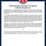 More College GOP VS CAGOP Drama. Looks Like Watkins / Patterson Slammed the LockBox on Some of the Kids