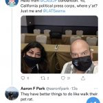 CAGOP Update: September 2021 Convention is a Flop + Usual Control Games to Rig the Outcome