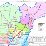 Great News for Placer County! Supervisor Maps Are Out! Support Map B! (Hint: All Three Put Scott Alvord in Sup D2 LOL)